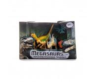Игровой набор  Мегазавры  - 5 динозавров + дерево от компании Megasaurs