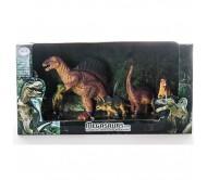 Набор динозавров из 6-ти штук серии Мегазавры