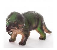 Фигурка динозавра - Протоцератопс от компании Megasaurs серия Мегазавры