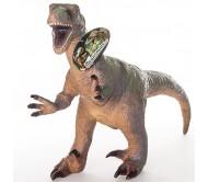 Фигурка динозавра Велоцираптор от компании  Megasaurs серия Мегазавры