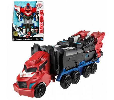 Автобот Оптимус Прайм мега Роботс ин ДисгайсРекламируемые игрушки