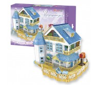 Кубик фан Загородный дом