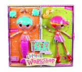 Лалалупси Русалка и Пират (Lalaloopsy Workshop)