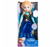 Функциональная кукла Холодное сердце Принцесса Анна 35 см