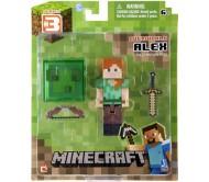 Minecraft Фигурка Alex с аксессуарами