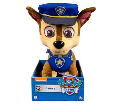 Большой плюшевый щенок Гонщик со съемным шлемомРекламируемые игрушки