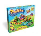 Набор для лепки Пластилиновая дача (Plastelino)