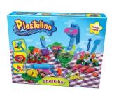 Набор пластилина Кафетерий (Plastelino)