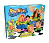 Игровой набор Парикмахерская Пластелино