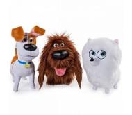 Игрушки из плюша 30 см, в ассортименте Secret Life of Pets