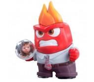 Игрушка Inside Out Головоломка фигурка Гнев