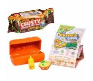 Игровой набор 2 фигурки, упаковка в виде шоколадного батончика