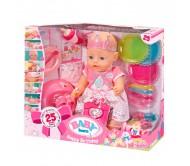 Бэби Борн Кукла Интерактивная Праздничная Zapf Creation Baby born