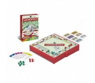 Настольная игра Монополия Дорожная версия Hasbro