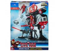Игровой набор Железный Человек башня мстителей