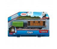 Томас и друзья Паровозик Тоби с вагоном