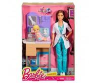 Кукла Барби из серии Детский доктор Mattel
