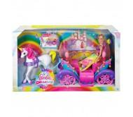 Барби Радужная карета и Barbie Mattel