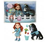 Кукла Малышка с конем 15 см Disney Princess