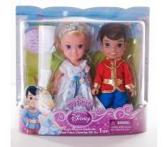 Куклы Disney Princess: Золушка и принц Чаминг, 15 см
