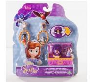 Игровой набор Кольцо и клипсы, 3 минифигурки от Disney Sophia