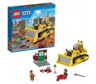 Бульдозер Лего Сити (Lego City)