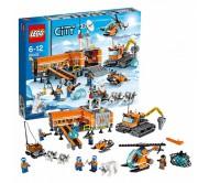 Арктическая база Lego City (Лего Сити)