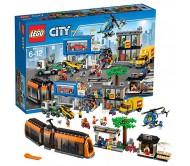 Городская площадь Lego City (Лего Сити)