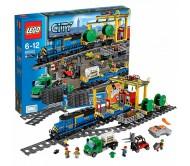 Грузовой поезд Лего Сити (Lego City)