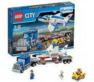 Транспортировщик Шаттла Lego City (Лего Сити)