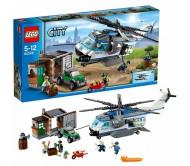 Lego City (Лего Сити) Вертолетный патруль