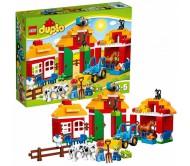 Лего Дупло (Lego Duplo) Большая ферма
