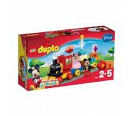 День рождения с Микки и Минни от Лего Дупло (Lego Duplo)