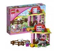 Лего Дупло (Lego Duplo) Конюшня