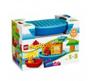 Lego Duplo (Лего Дупло) Лодочка для малышей