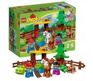 Лесные животные Лего Дупло (Lego Duplo)