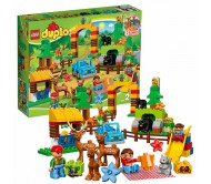 Лесной заповедник Лего Дупло (Lego Duplo)