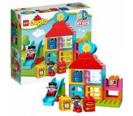 Лего Дупло (Lego Duplo) Мой первый игровой домик
