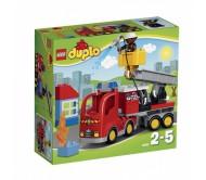 Пожарный грузовик Лего Дупло (Lego Duplo)