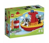 Лего Дупло (Lego Duplo) Пожарный катер