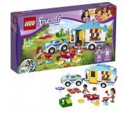 Лего Подружки конструктор Летний фургон