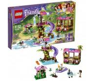 Лего Подружки Джунгли: Штаб (Lego)