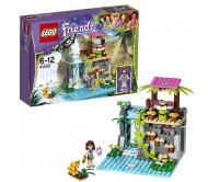 Конструктор Lego Friends Спасение тигренка у водопада (Лего Джунгли)