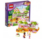 Лего Подружки Фреш-бар Хартлейк Сити конструктор Lego Friends
