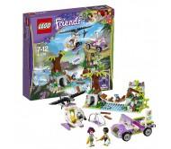 Лего Джунгли: Спасательная операция конструктор Lego Friends