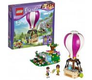 Воздушный шар конструктор Lego Friends