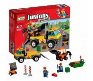 Конструктор Лего Джуниорс (Lego Juniors) Грузовик дорожных служб