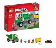 Конструктор Мусоровоз Лего Джуниорс (Lego Juniors)