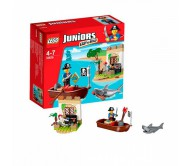 Lego Juniors Охота за сокровищами Конструктор от Лего