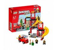 Lego Juniors (Лего Джуниорс) Пожарная станция